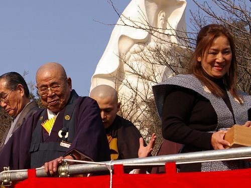 節分会・大船観音・鎌倉市岡本 (2007)